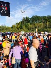 More than 2,000 people attended Newburyport Trunk or Treat 2017