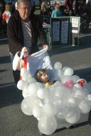 Best. Stroller Costume. Ever!